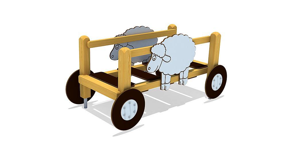Leiterwagen Lukas