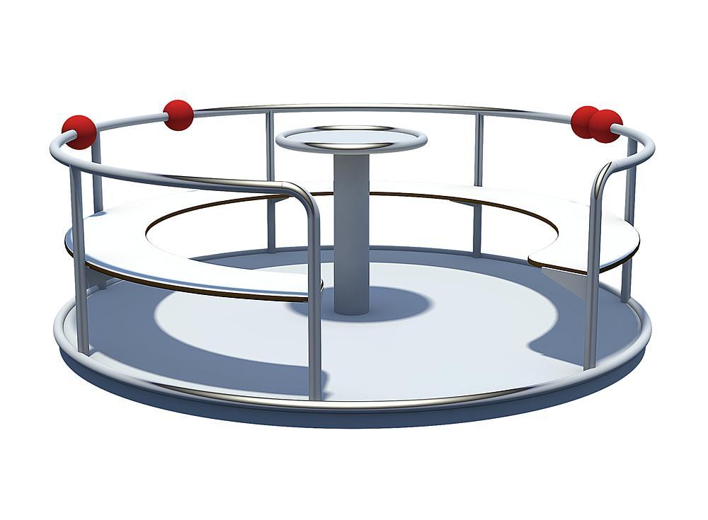Sitzkarussell Jupiter Ø 200 cm