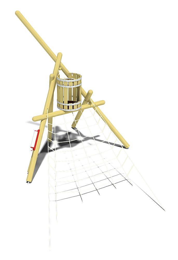 Sandwrack Bounty Mast