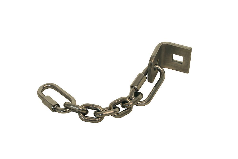 Sicherheitskette für Kardangelenk, Edelstahl