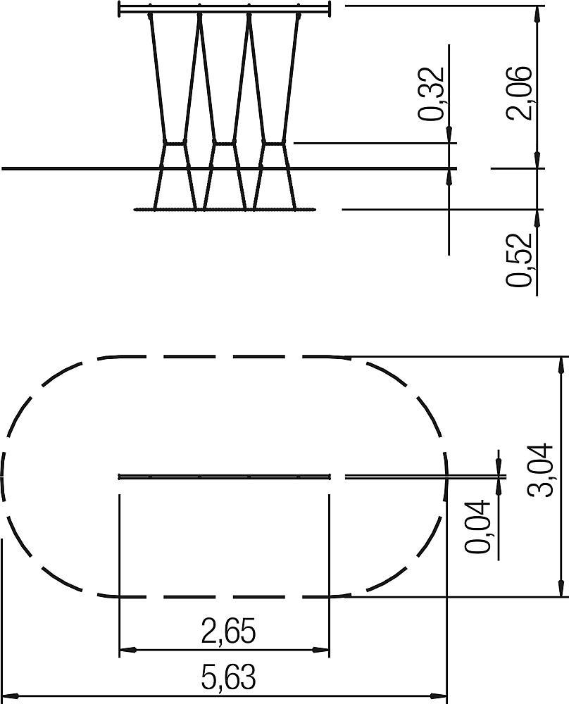 Lianenweg Übergang S4
