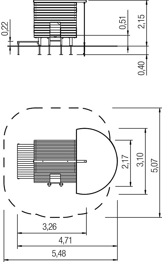 Seehausanlage