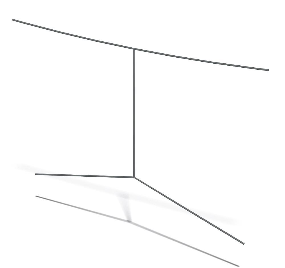 Seilwelle Übergang M3