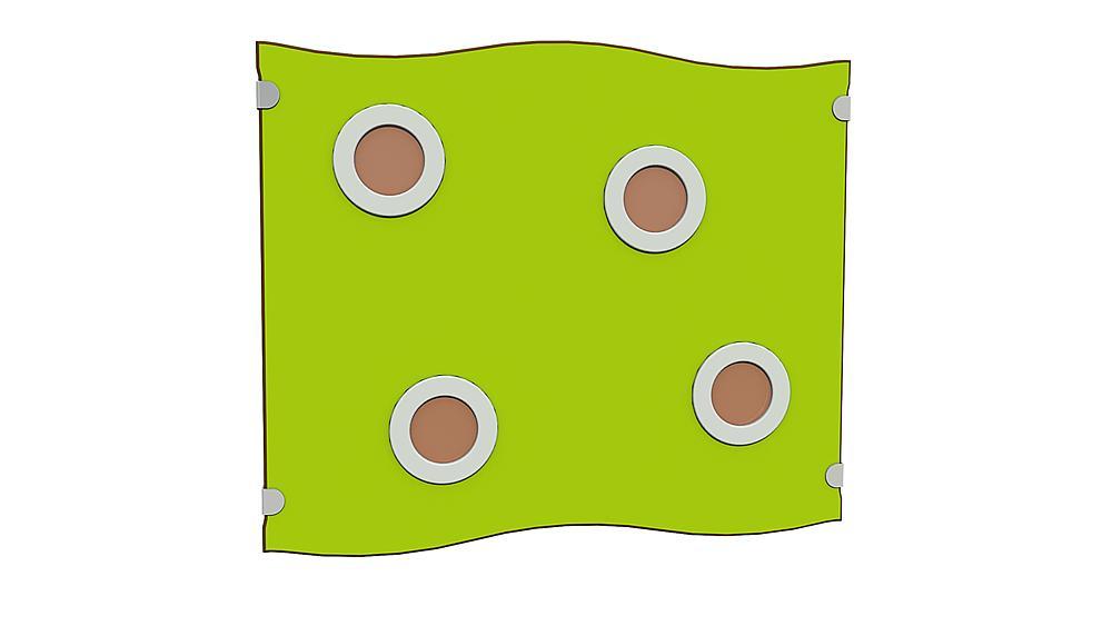 Spieltafel Loch