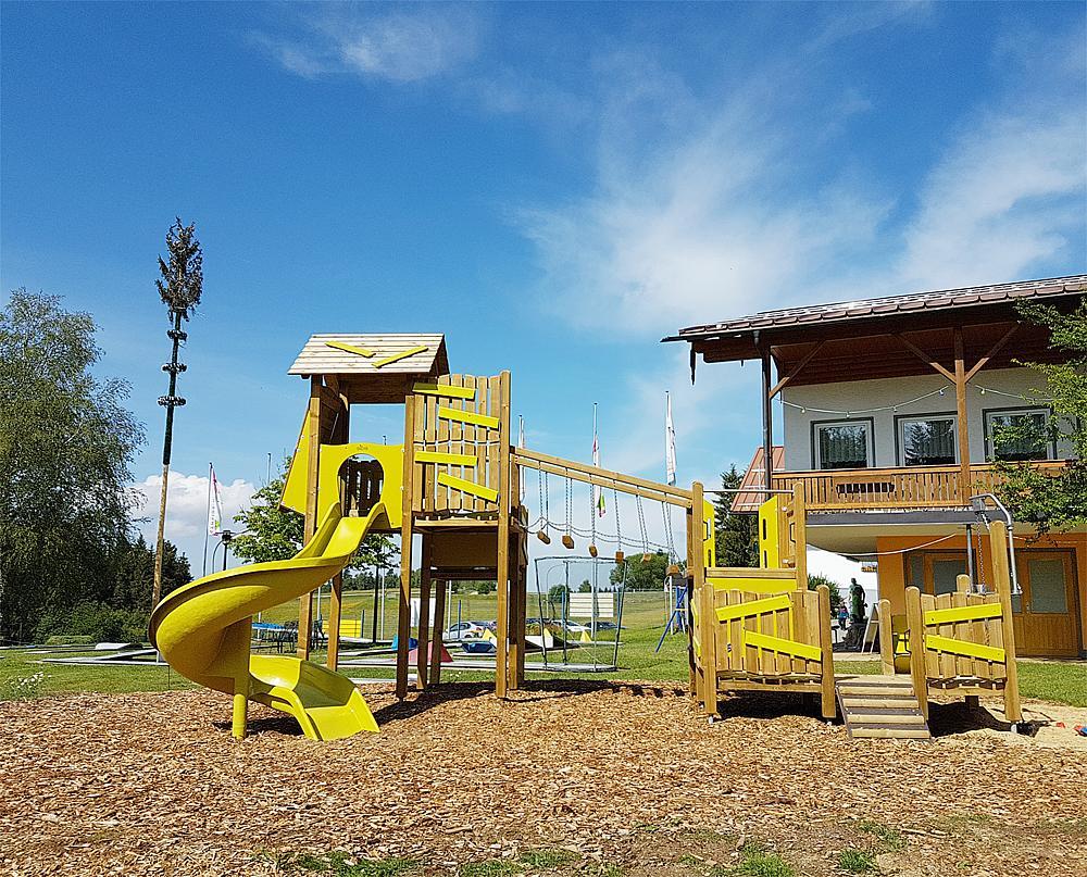 Spielanlage Makalu, Solo