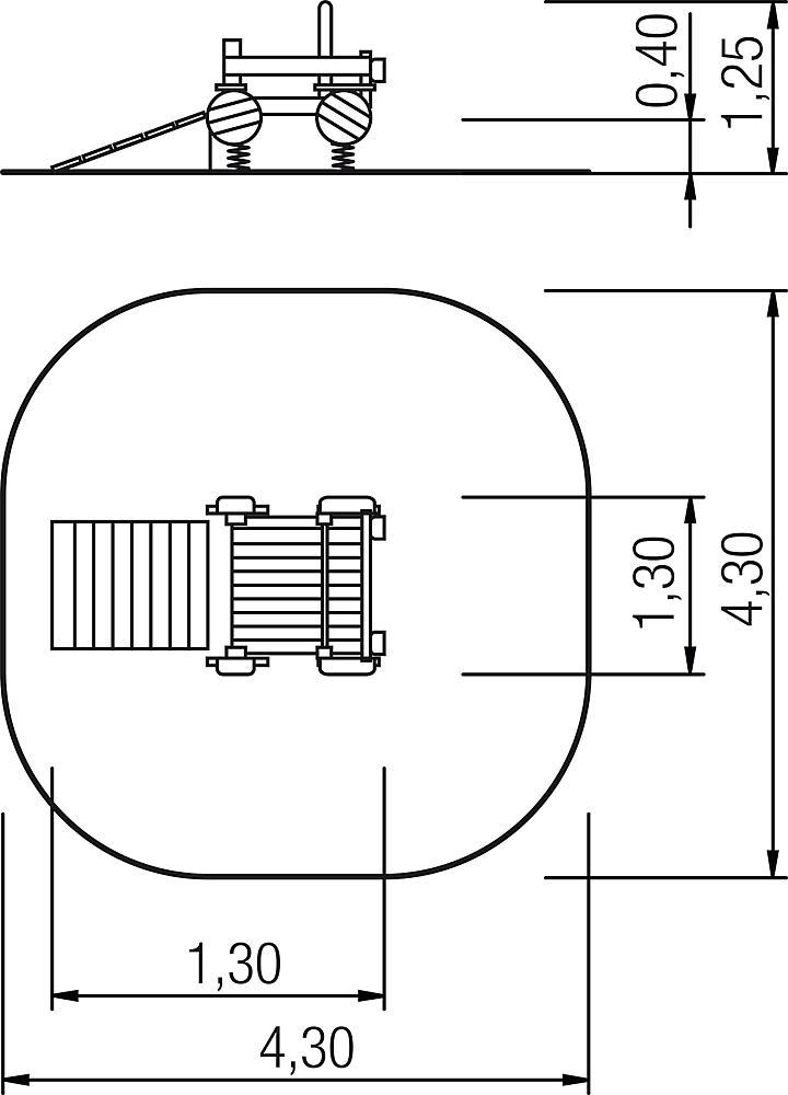 Bewegungsplattform Auto Sören