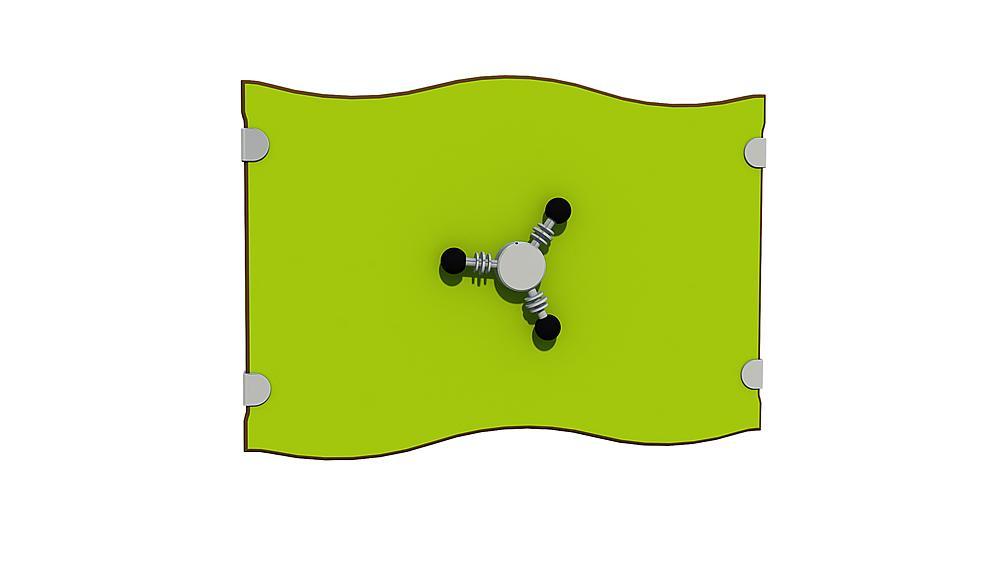 Spieltafel Klickrad